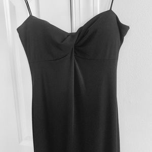 Laundry By Shelli Segal Dresses - Laundry by Shelli Segal Black Formal Maxi Dress